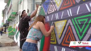 Convocatoria artistas el Skate Park - diseño y elaboración de murales artísticos