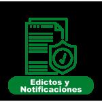 Edictos y Notificaciones