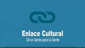 """Tercera entrega del programa """"Enlace Cultural"""""""