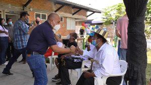 El gobierno de la gente para la gente a través de la Secretaria de Bienestar Social, los Centros de protección y la coordinación del Jardín de los abuelos realizó la primera feria del abuelo Tulueño.