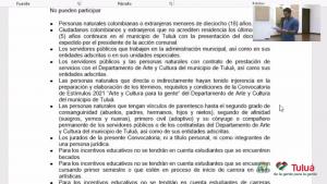 ABC  ESTIMULOA PARA LA PROMOCION Y EL FOMENTO DE LAS ARTES.